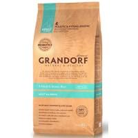 Grandorf All Breeds PROBIOTIC 4 meat корм для собак всех пород 4 вида мяса