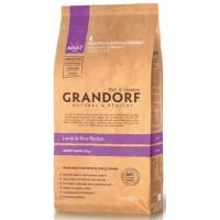 Grandorf Adult Maxi Корм с ягнёнком и рисом для собак крупных пород
