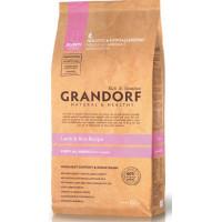 Grandorf Puppy Lamb&Rice корм для щенков, кормящих и беременных сук