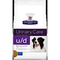 Hills PD U/D корм для собак всех пород при почечной недостаточности