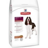 Hills SP Adult Dog Lamb rice корм для взрослых собак всех пород ягненок рис
