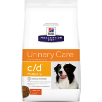 HILLS PD C/D для собак профилактика мочекаменной болезни
