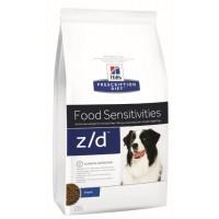 HILLS PD Z/D Ultra для собак c аллергией