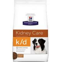 HILLS PD K/D сухой корм для собак с заболеваниями почек