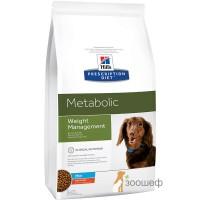 HILLS PD meta сухой корм для собак мелких пород коррекция веса
