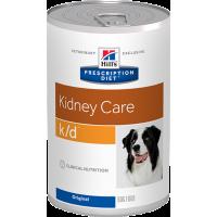 HILLS PD K/D консерва для собак с заболеваниями почек 370 гр