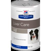 HILLS PD L/D консервы для собак при заболевании печени 370гр
