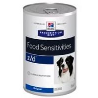 Hills PD z/d Ultra консервы для собак при аллергии