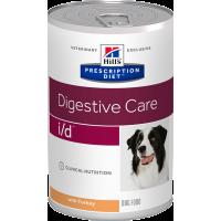 HILLS PD i/d корм для собак для пищеварительного тракта 360г