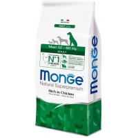 Monge Dog Maxi Adult корм для взрослых собак крупных пород