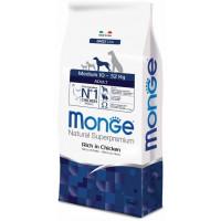Monge Dog Medium Adult корм для взрослых собак средних пород