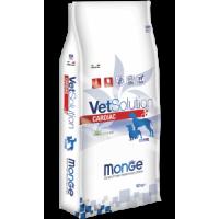 Monge Dog VetSolution Cardiac диета для собак Кардик