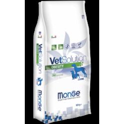 Monge Dog VetSolution Obesity диета для собак Обесити