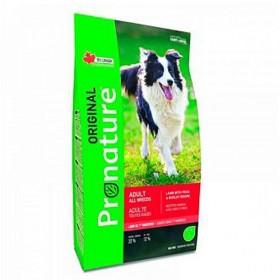 Pronature Оригинал NEW сухой корм для собак всех пород, ягненок