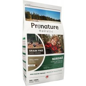 Pronature Holistic GF сухой корм для собак Нордико (мелкая гранула)