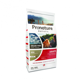Pronature Holistic GF сухой корм для собак  Азиатская кухня (мелкая гранула)