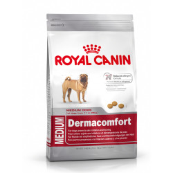 Royal Canin Medium Dermacomfort корм для собак с раздражениями кожи зудом