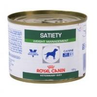 Royal Canin Vet Satiety Weight management canine влажная диета для собак при ожирении