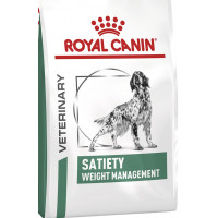 Royal Canin Vet Satiety Weight Management SAT30 Canine диета для собак при ожирении