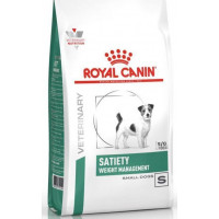 Royal Canin Vet Satiety Small dog Canine диета для собак мелких пород при ожирении