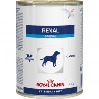 Royal Canin Vet renal canin special диета для привередливых собак