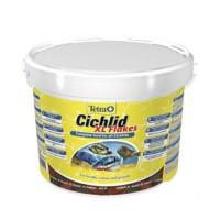 TetraCichlid XL корм для всех видов цихлид крупные хлопья