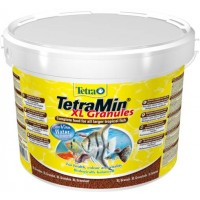 TetraMin XL Granules корм для всех видов рыб крупные гранулы