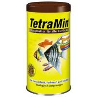 TetraMin корм для всех видов рыб хлопья