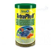 TetraPhyll корм для всех видов рыб растительные хлопья