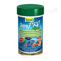 TetraPro Algae Crisps корм для всех растительноядных рыб в чипсах