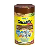 TetraMin Menu корм для всех видов рыб 4 вида корма