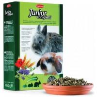 Padovan Корм JUNIOR Coniglieti комплексный/основной для кроликов и молодняка 850г