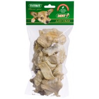Titbit Хрустики говяжьи мягкая упаковка 0399