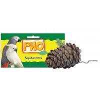 RIO Кедровая шишка лакомство-игрушка для птиц