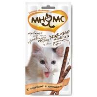 Pro Pet Мнямс лакомые палочки для кошек с индейкой и ягненком 13,5 см, 3*5 гр 0048