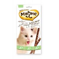 Pro Pet Мнямс лакомые палочки для кошек с уткой и кроликом 13,5 см, 3*5 гр 0079