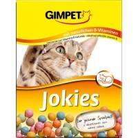 "Gimpet Витаминизированное лакомство ""JOKIES"" для кошек 400 гр (520шт)"