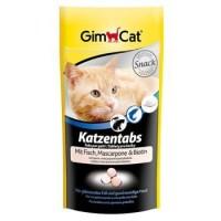 """Gimcat Лакомство витаминизированное """"Сырные ролики"""" Рыба и Маскарпоне для кошек, 40гр"""