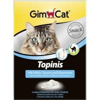 """Gimpet Витаминизированное лакомство для кошек """"Мышки"""" с молоком 190шт (220гр)"""