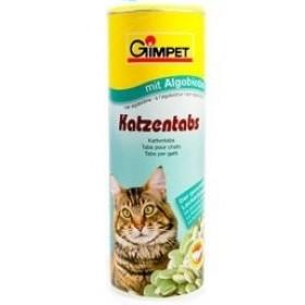 Gimpet витаминизированное лакомство Katzentabs с биотином и водорослями для кошек 710 шт. (425г.)