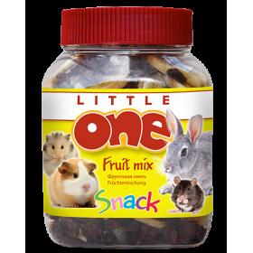 Little One фруктовая смесь лакомство для грызунов
