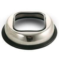 Triol Миска-подставка металлическая под 100г упаковку влажного корма