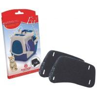 Marchioro FIX 3 угольные фильтры для закрытого био-туалет BILL 1-2