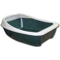СИБИРСКАЯ КОШКА ЕВРО Туалет для кошек глубокий с бортиком
