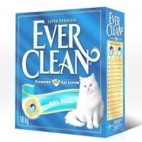 EVER CLEAN Aqua Breeze наполнитель для туалета с ароматизатором Морской бриз