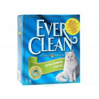 Ever Clean ES Scented наполнитель для кошачьего туалета с ароматизатором, зеленая полоска