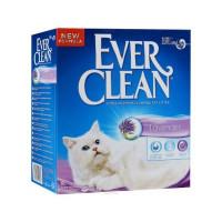 Ever Clean Lavander наполнитель комкующийся с ароматом лаванды