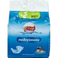 CLINY Подгузники 3-6 кг размер S