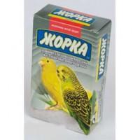 ЖОРКА 200г гравий+Са для волнистых  попугаев