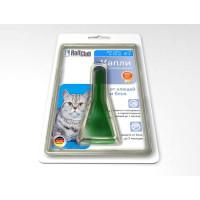 ROLF CLUB Капли для кошек от клещей и блох R401